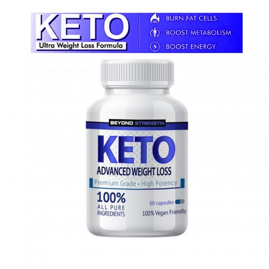 KETO Advanced Weight Loss - 1 bottle
