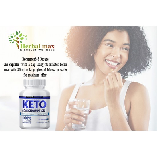 KETO Advanced Weight Loss - 4 Bottle